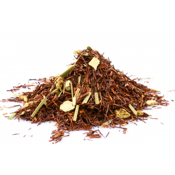 Orange-Lemongrass Rooibos, Organic